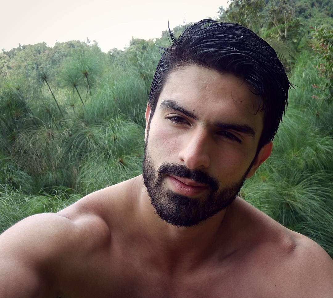 boys-to-men-transformation — bearditorium: Andy Perfect