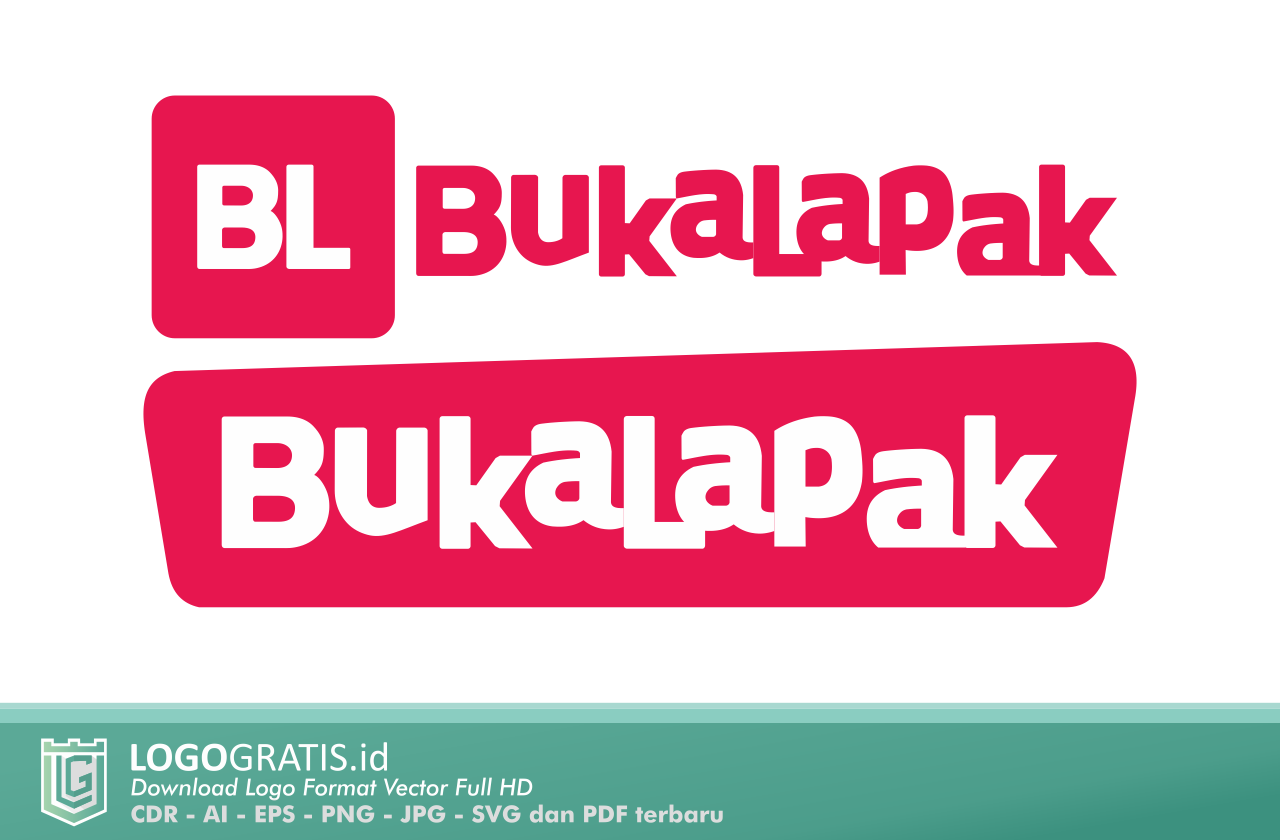 Logo Bukalapak E Commerce E Commerce Startup Komersial