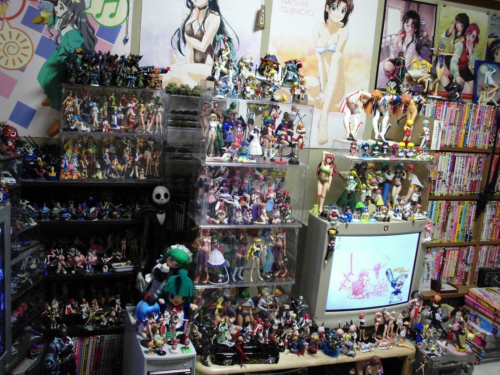 Kawaii & Otaku Rooms