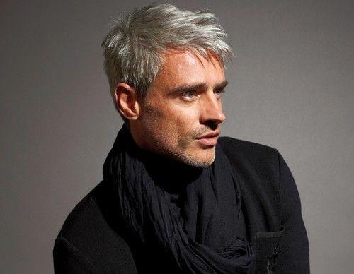 coiffure homme cheveux gris fins anniversaire alice pinterest cheveux gris coiffure homme. Black Bedroom Furniture Sets. Home Design Ideas