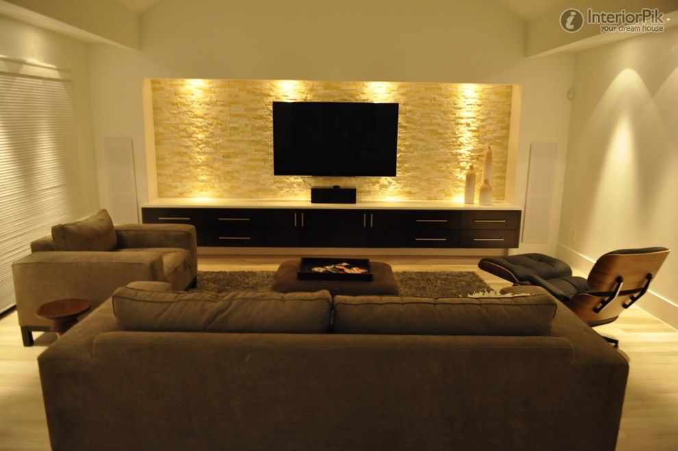 Tv Room Decor 27 awesome home media room ideas & design(amazing pictures | room