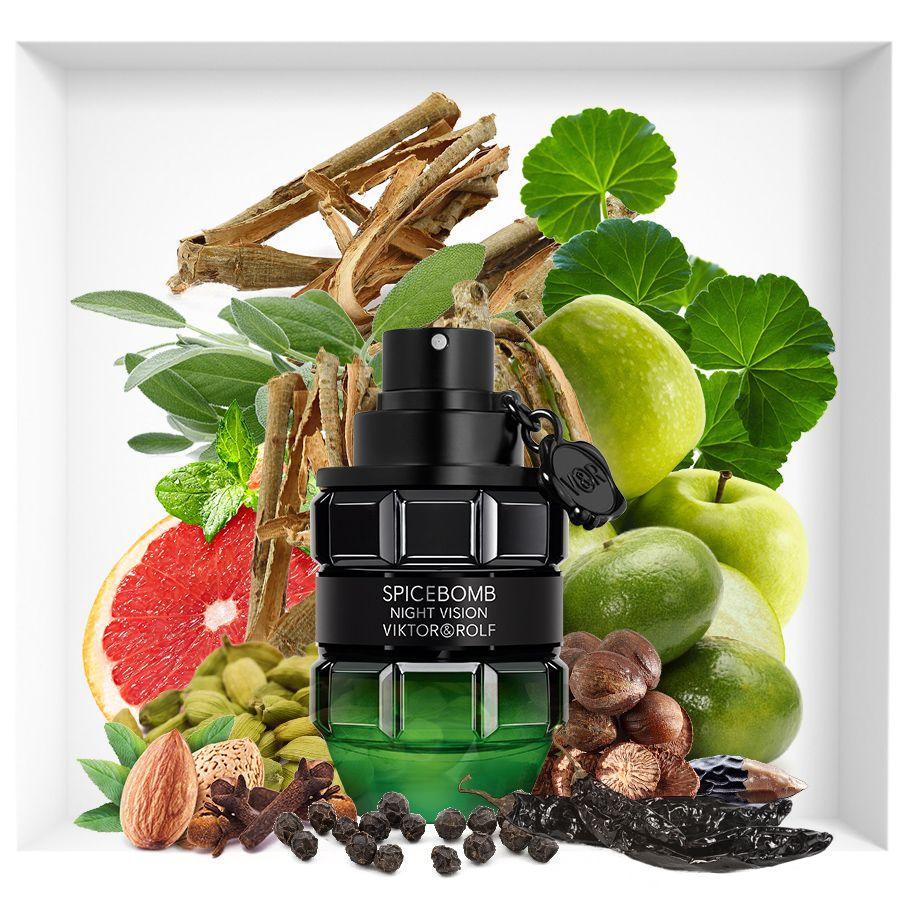 Spicebomb Night Vision For Men By Viktor Rolf Fruit Perfumes Best Fragrance For Men Perfume Recipes