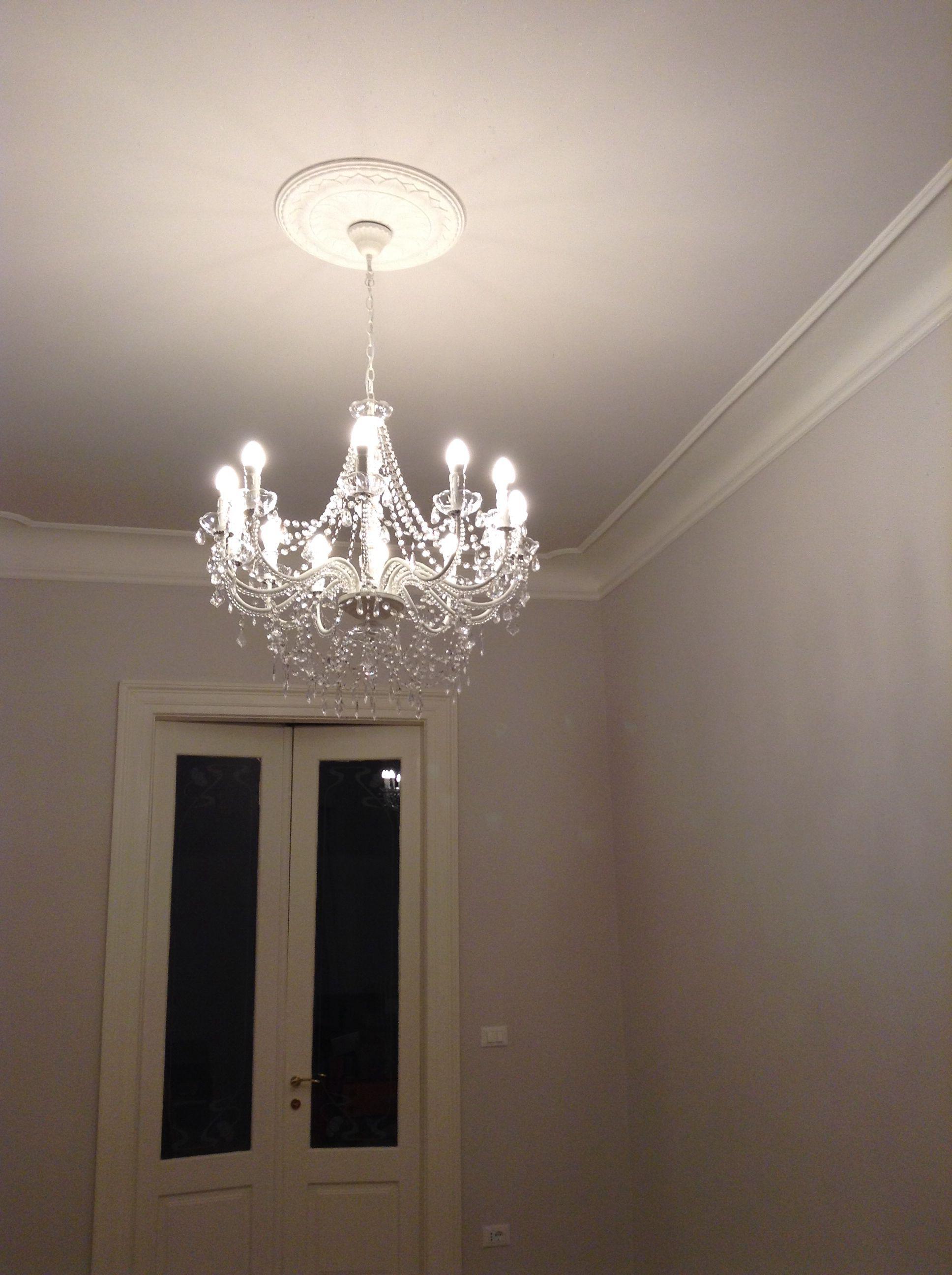 Lampadari Per Salotto Classico.Lampadario Per Ingresso Classico Arredamento Ingresso Casa