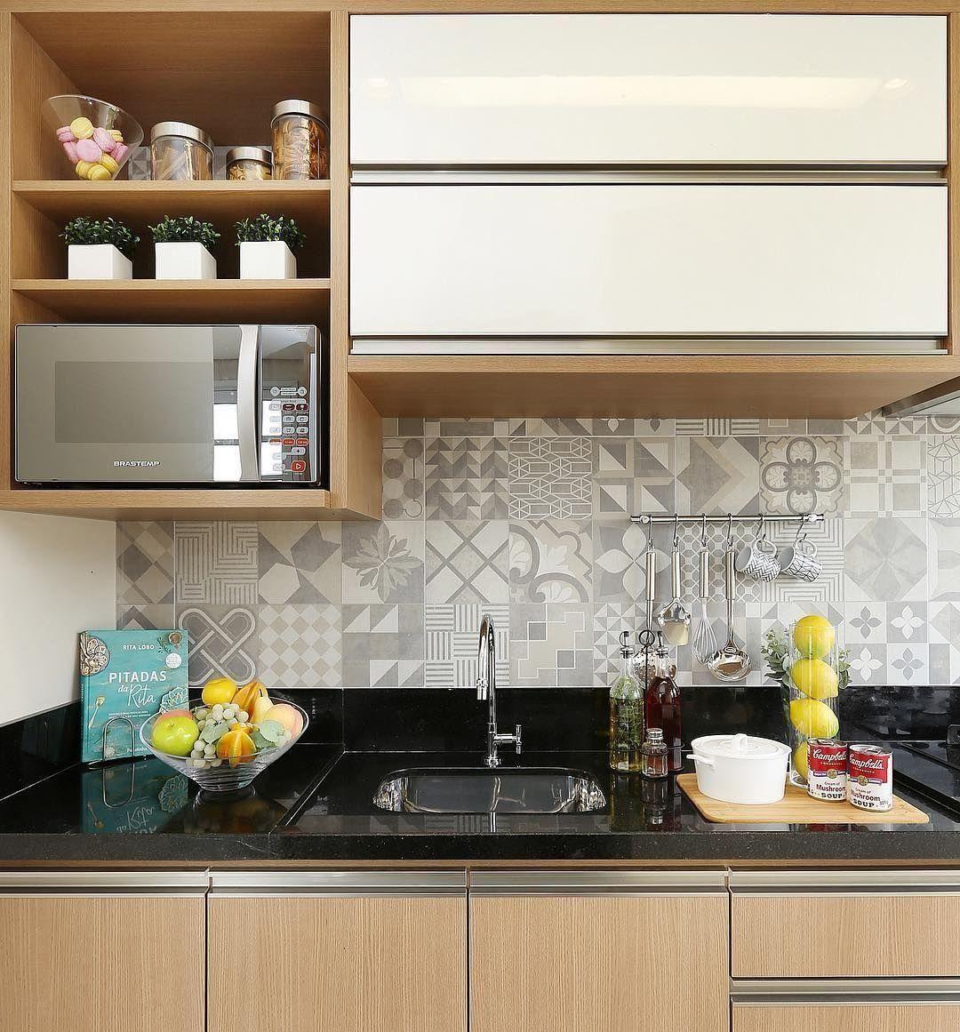 Pin By Nina Pereira On Cozinhas: Decoração Bege: 85 Ambientes Decorados Para Aderir Já A