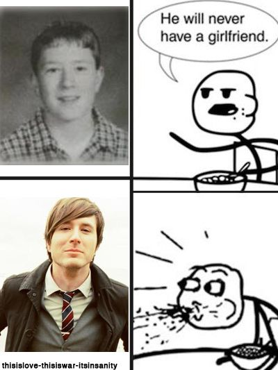 ....so true..... although he does look cute in the first picture.