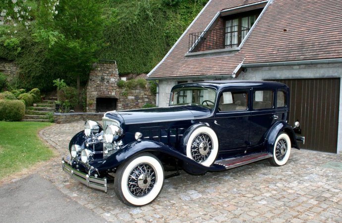 1931 REO Royale demonstrates global passion for collector cars