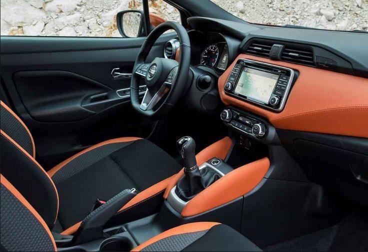 Awesome Nissan 2017: Nissan Micra 2018 Interior... vehiclesautos.com ...