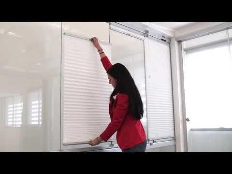YouTube deco Pinterest - badezimmer gardinen rollos