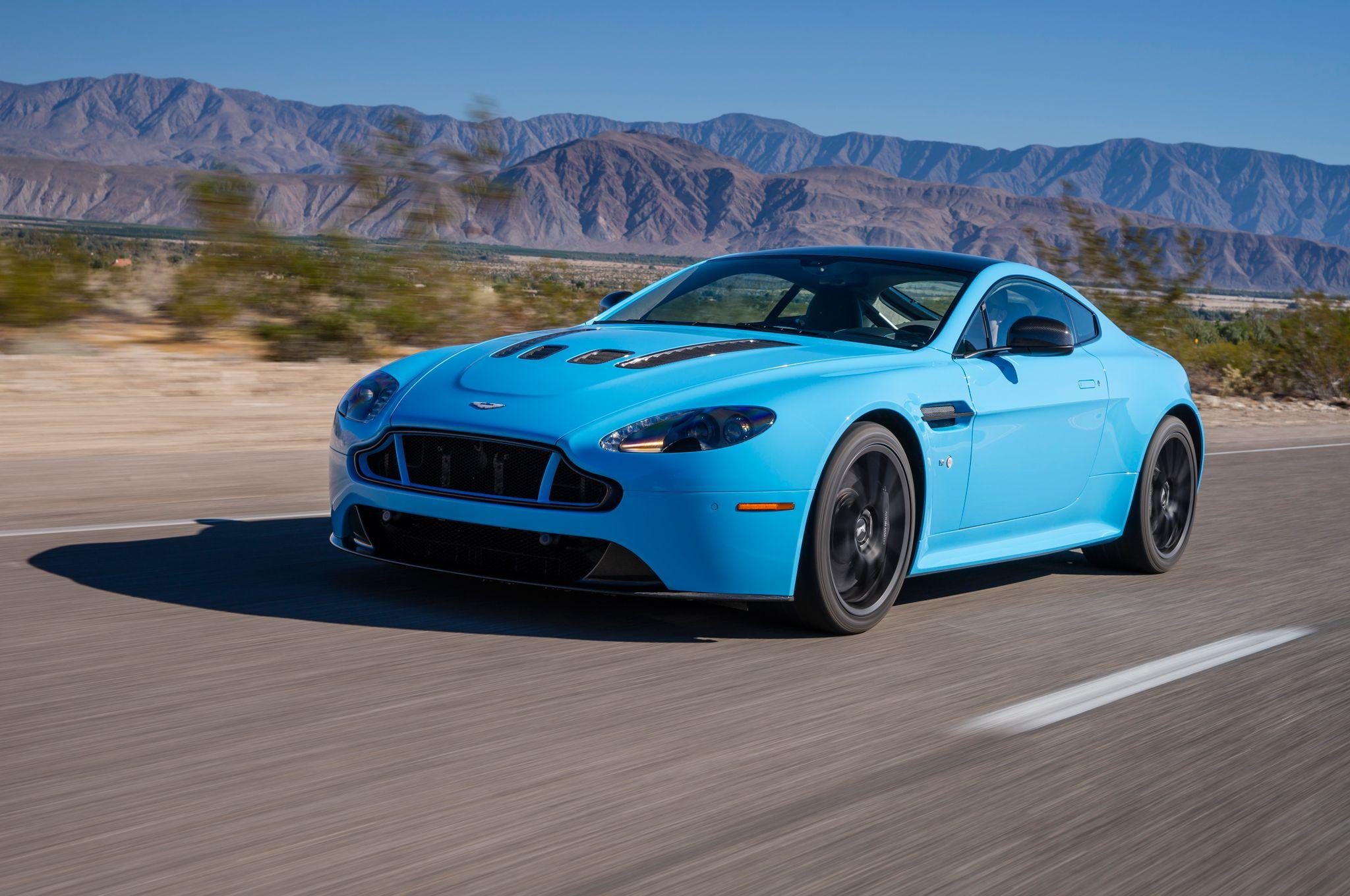 Aston Martin V12 Vantage Cars Pinterest