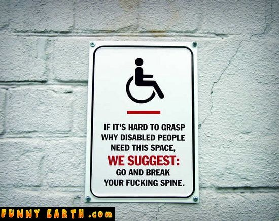 404 Not Found Disability Quotes Funny Signs Wheelchair Quotes
