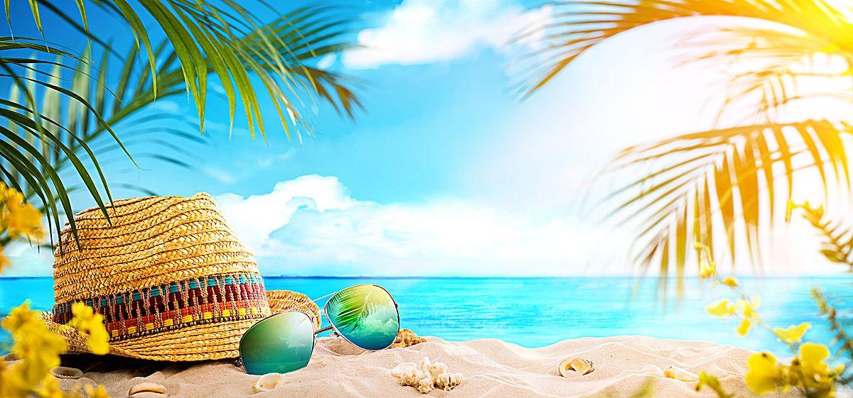 Beach Background In 2019