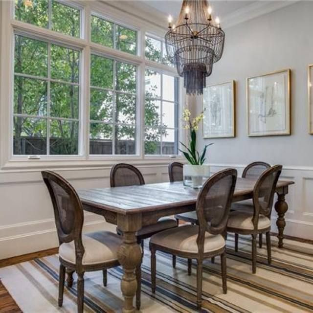 Room redo: Traditional Country Formal Dining Room images