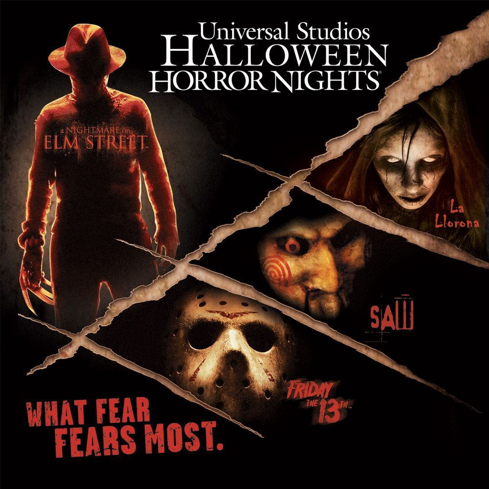 Halloween Horror Nights Trailer 2020 Pin by Xzavier Willis on Horror art in 2020 | Halloween horror