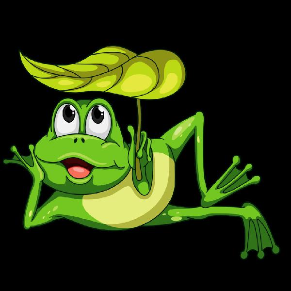 Frog Images - Cartoon Animals Homepage