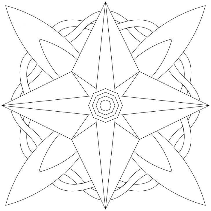 Fein Mosaik Malblatt Bilder - Malvorlagen-Ideen - decentexposure.info