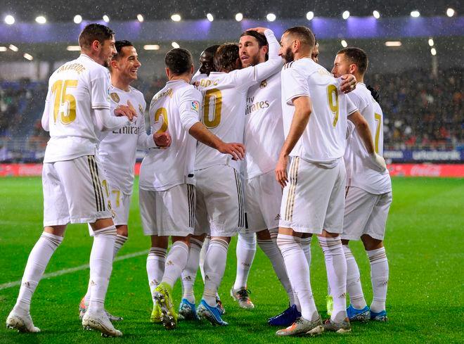 Eibar Real Madrid Resumen Resultado Y Goles Laliga Santander 2019 20 En 2020 Real Madrid Lucas Vazquez Goles