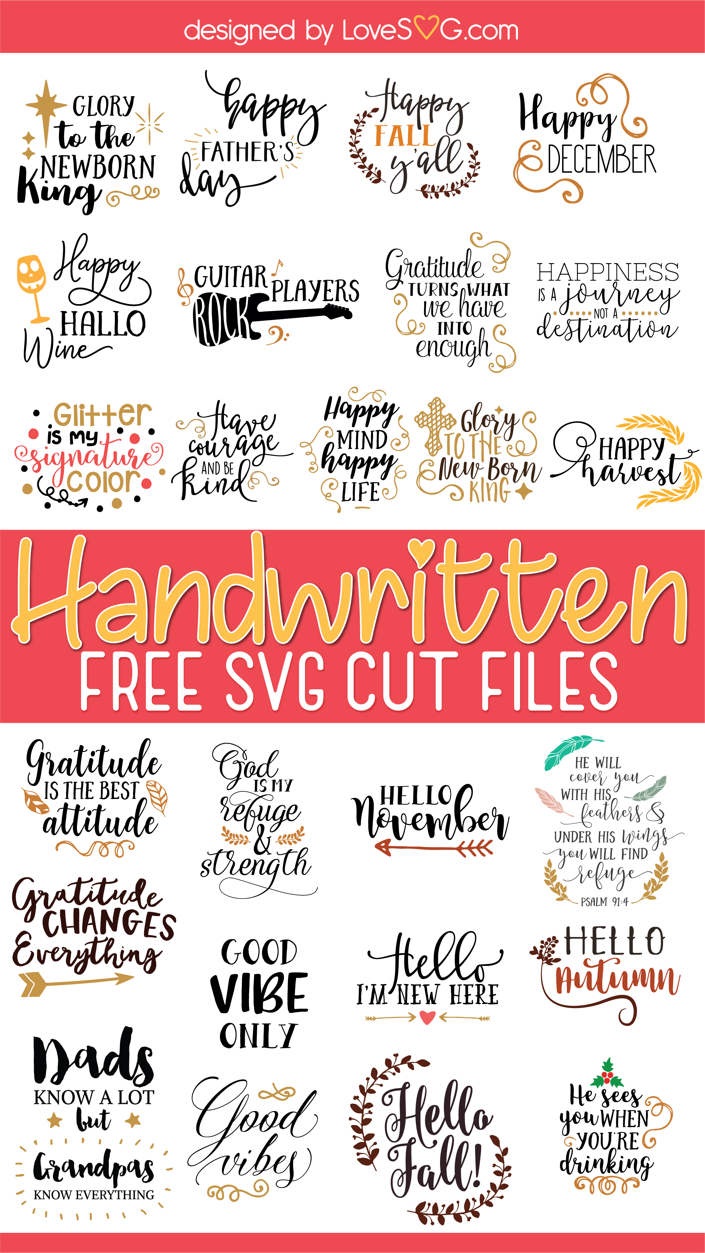 Download Pin on Free Quotes SVG Cut Files | LoveSVG.com