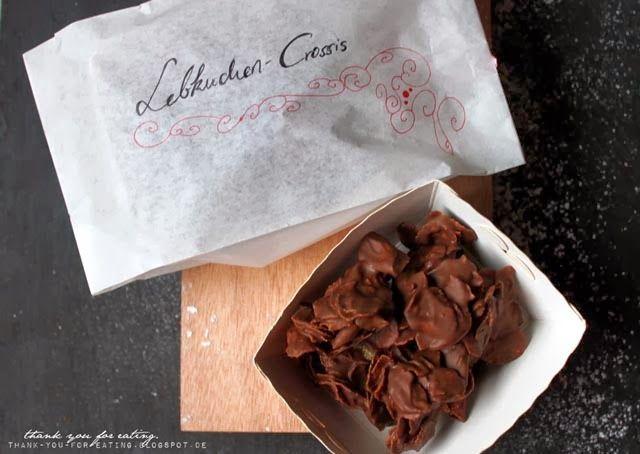 Thank you for eating (Weihnachts-)Geschenke aus der Küche