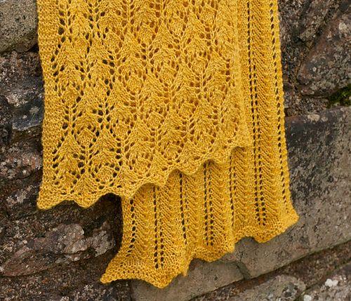Ravelry: Thistle pattern by tincanknits