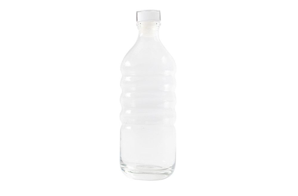 Glass Water Bottle via Canvas Home ($24)