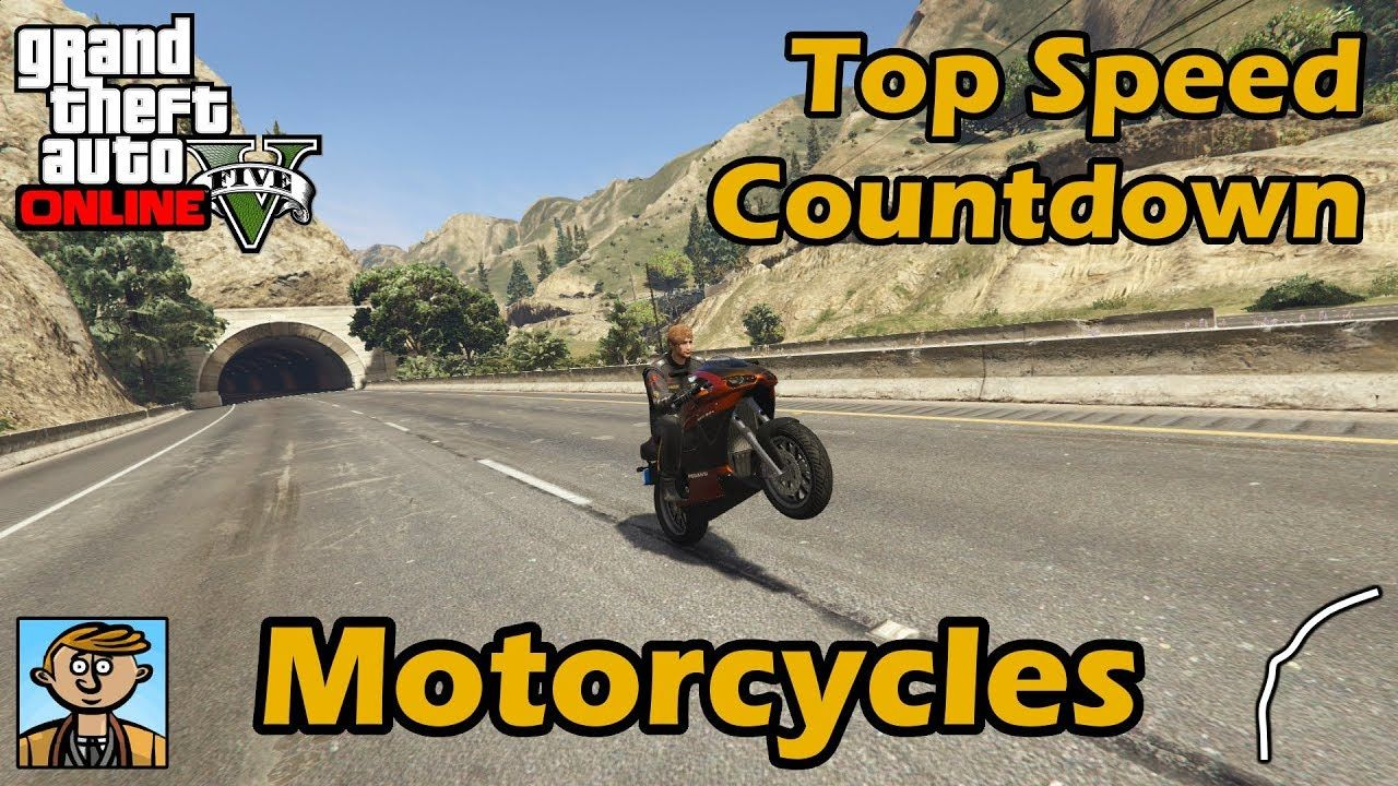 Fastest Motorcycles 2018 Gta 5 Best Fully Upgraded Bikes Top Speed Countdown Envoi Gratuit Gta2019 Gta2020 Gtav Nikeairmaxshoes Gta Gta 5 Fast Cars