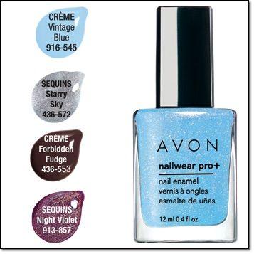 Nailwear Pro+ Nail Enamel http://jgoertzen.avonrepresentative.com/