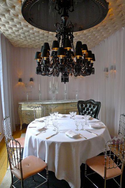 Cristal Room Baccarat Furniture Design Modern Design Futuristic Furniture
