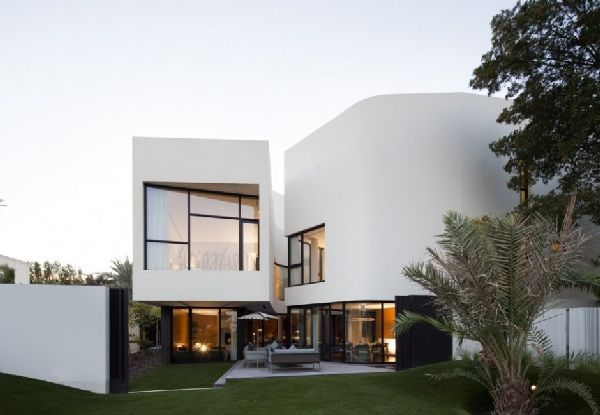 stunning two story mop house design in al nuzha a suburb of kuwait city - City Home Design