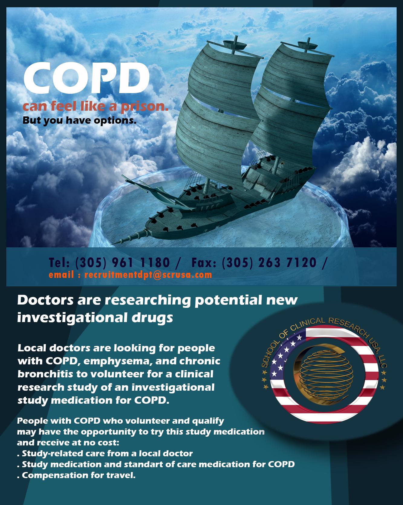 Current Studies COPD