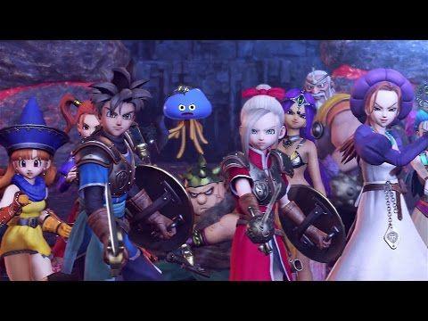 Tráiler de Dragon Quest Heroes  - http://yosoyungamer.com/2015/02/trailer-de-dragon-quest-heroes-2/