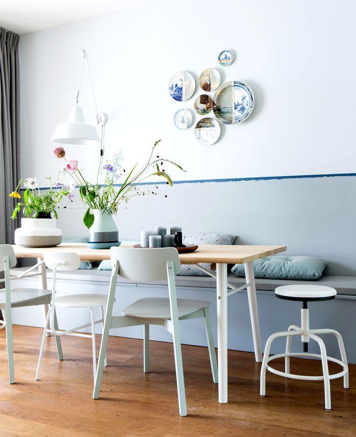 55 dining room wall decor ideas for season 2018 2019 interiorzine