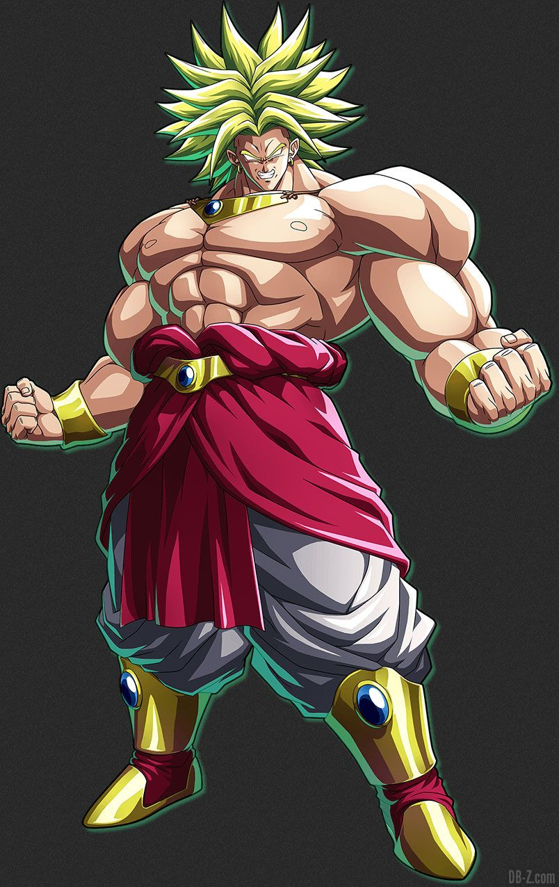 Broly dragon ball fighterz dragon ball z super gt - Broly dragon ball gt ...
