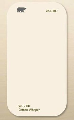 Behr Cotton Whisper Dining Paint
