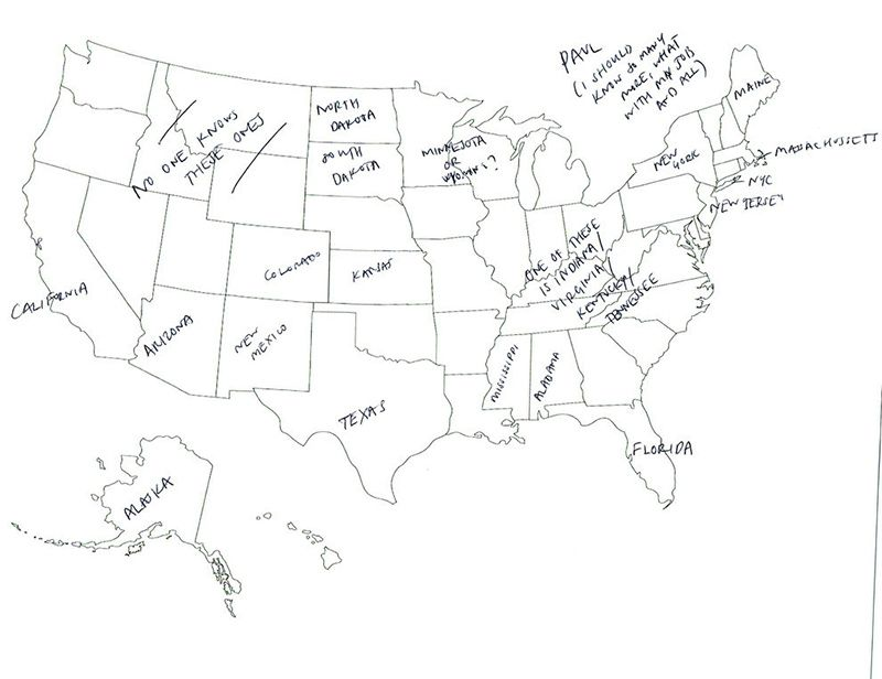 British people naming US states makes me feel less bad about my