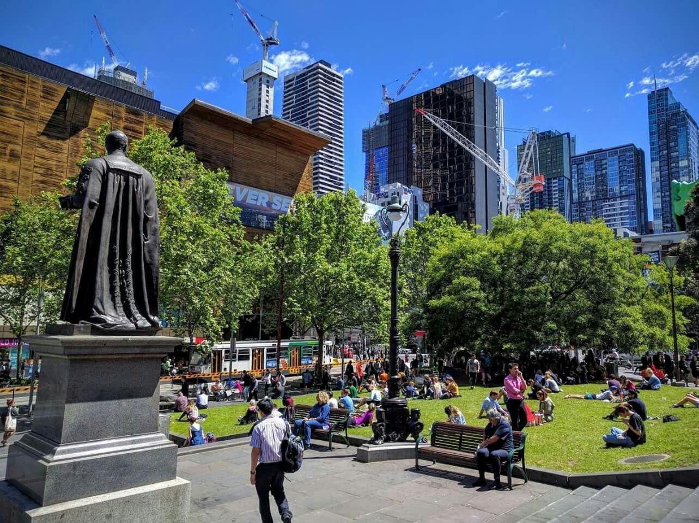 State Library, Melbourne Melbourne, Australia, Views