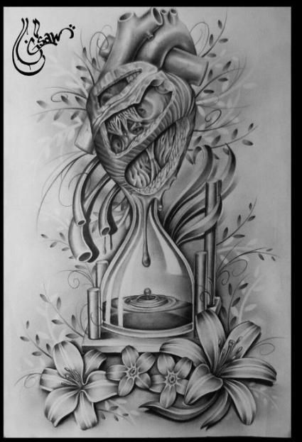 Photo of 41 Ideas tattoo women motive hourglass