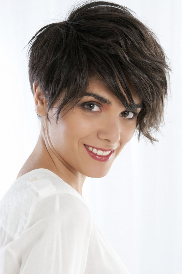 How to sport pixie hairstyle for different face shapes pixie hair