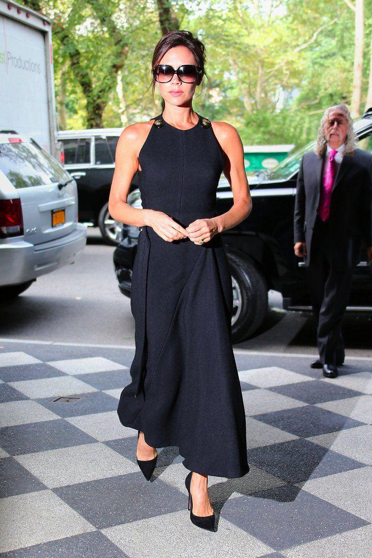 The Striking Transformation Of Victoria Beckham S Little Black Dress Victoria Fashion Victoria Beckham Victoria Beckham Style [ 1092 x 728 Pixel ]