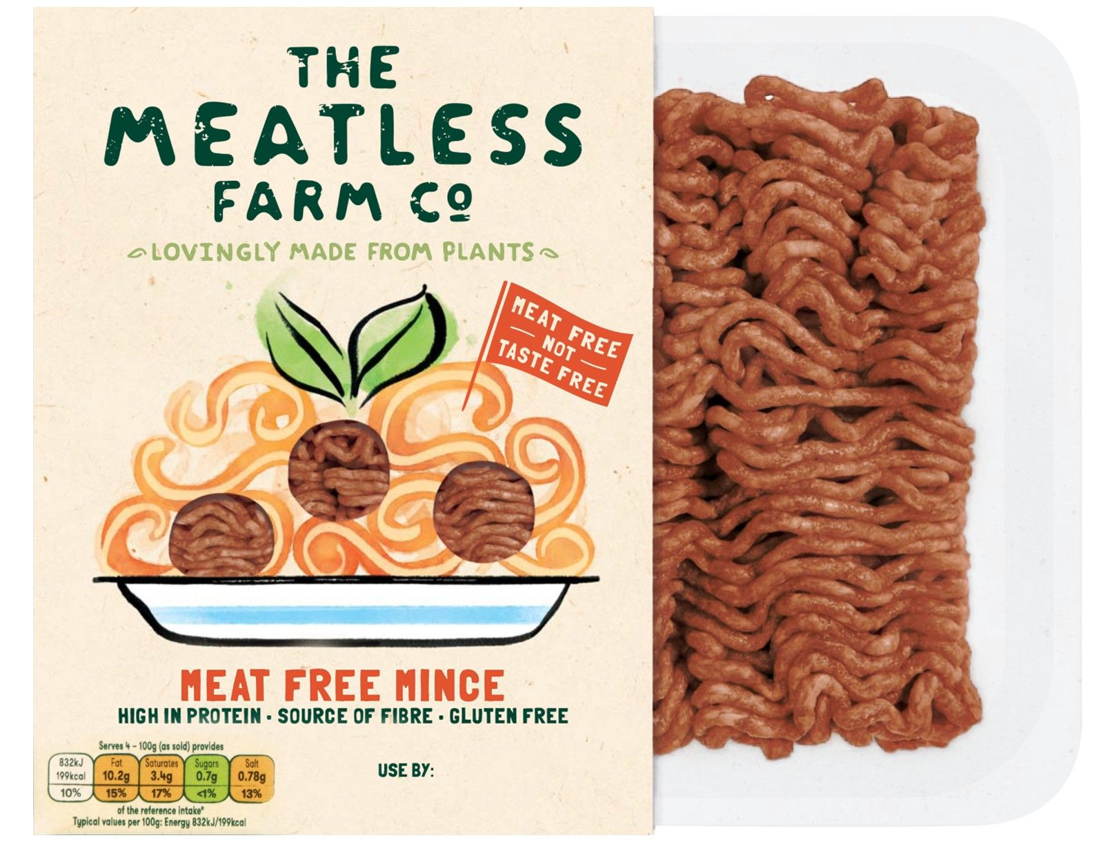 Sainsbury S To Launch New Affordable Vegan Meat Brand In Stores Across Uk In 2020 Affordable Vegan Vegan Snack Recipes Vegan Mince