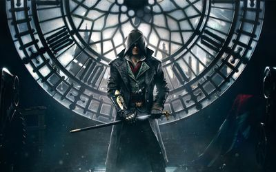 Assassin S Creed Syndicate Hd Wallpaper Assassin S Creed Wallpaper Assassins Creed Assassin S Creed Hd