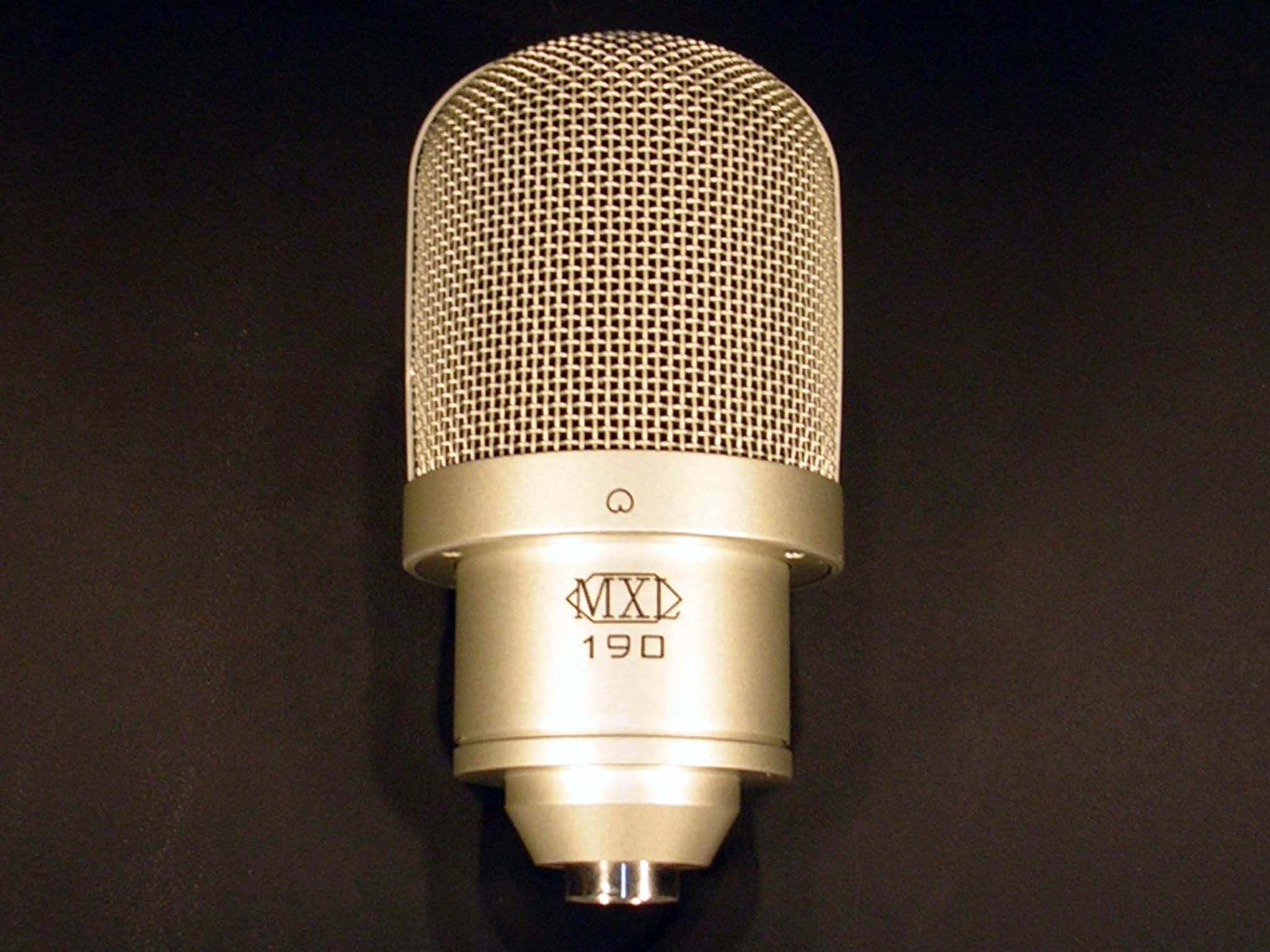 The MXL 190 is a premium large-capsule solid state condenser ...