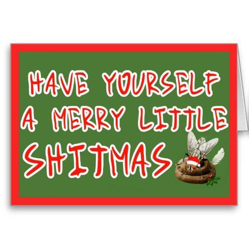 Shitty christmas card funny xmas humour and christmas meme funny xmas cards for anybody with a shitty sense of humour christmas xmas m4hsunfo