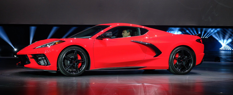 Chevrolet Corvette Stingray elle sera commercialisée en