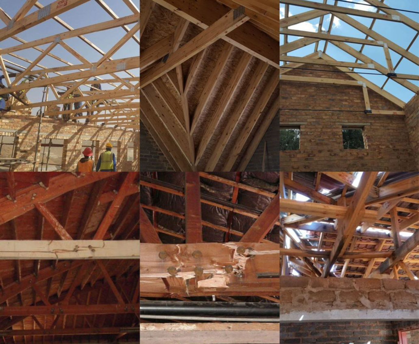 Site Made Roof Trusses Vs Prefabricated Roof Trusses Roof Trusses Roof Design Timber Roof