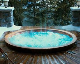 Hot Tub Time Machine Does A Hot Tub Increase Home Valu Hot Tub Hot Tub Time Machine Cool Swimming Pools