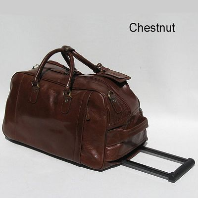 17 Best images about Rolling leather travel bags on Pinterest ...