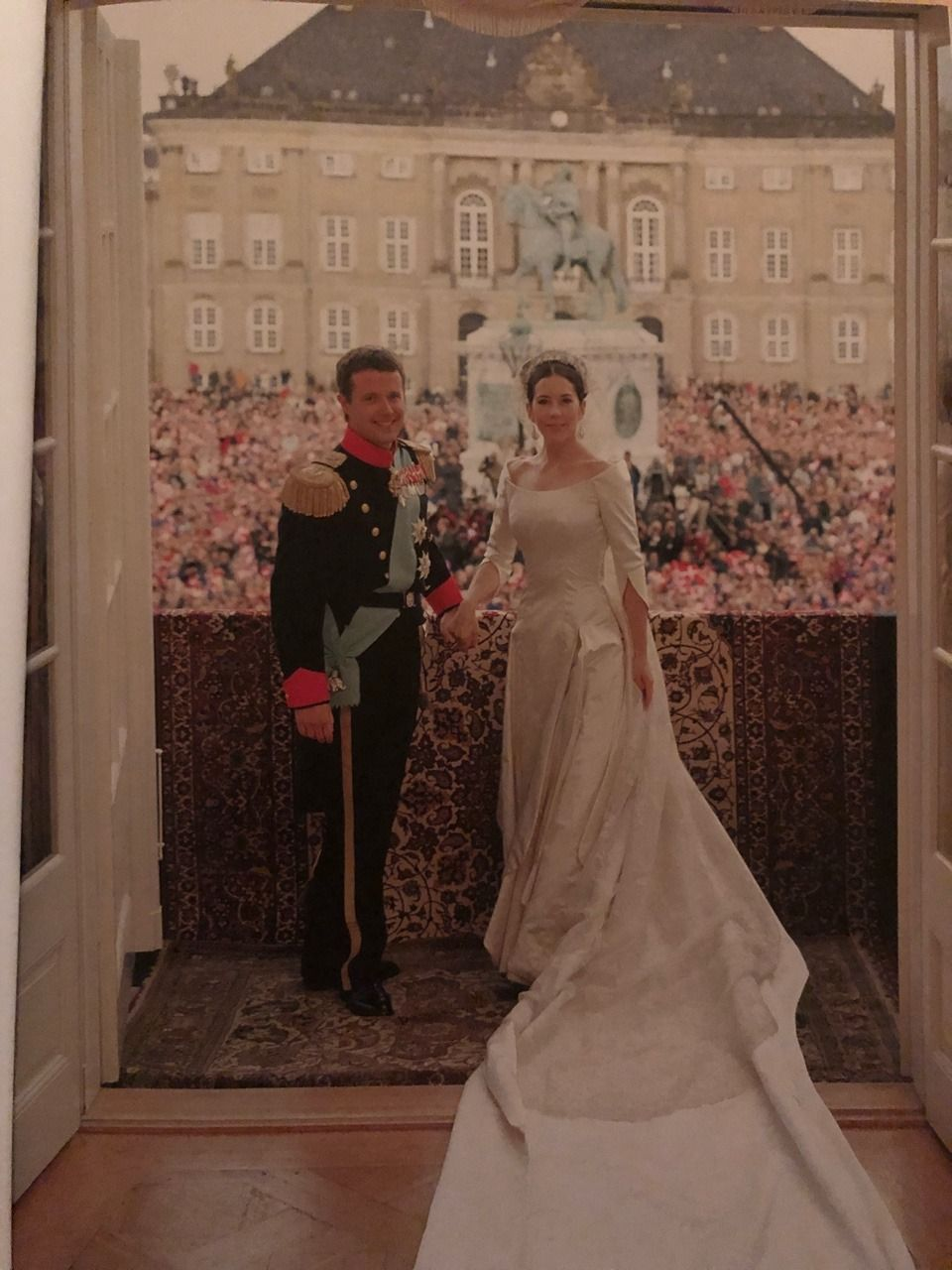 Danish Royal Family Famous Wedding Dresses Royal Wedding Dress Denmark Wedding [ 1280 x 960 Pixel ]