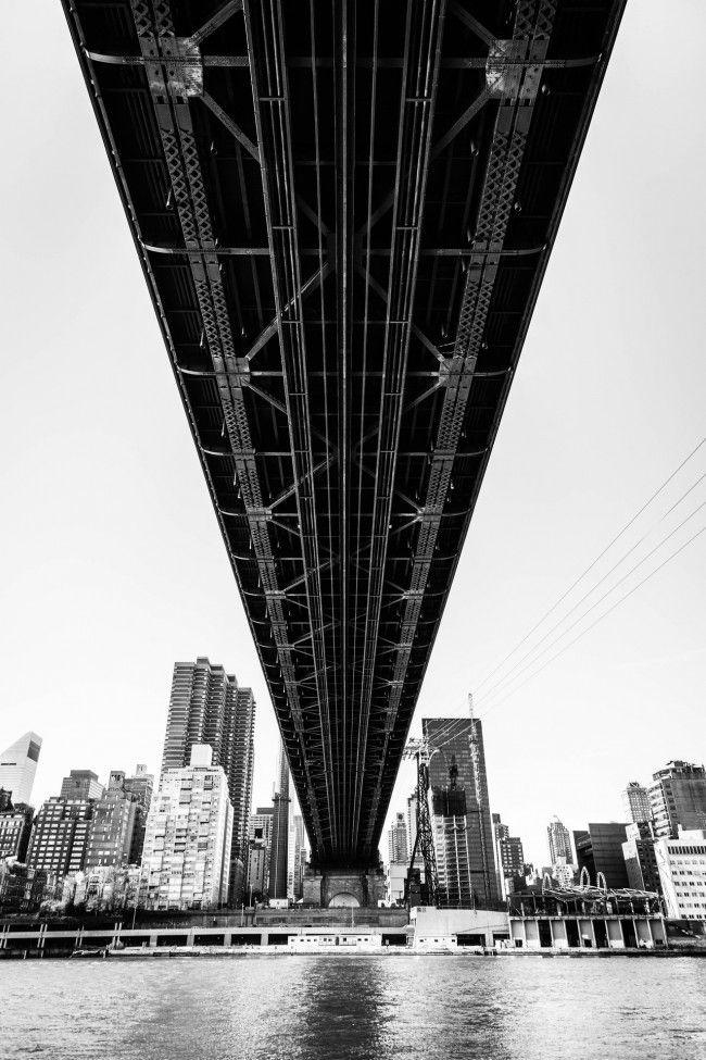 Under the Queensboro Bridge  -Ric Camacho