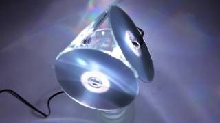 how to create disco lamp - YouTube