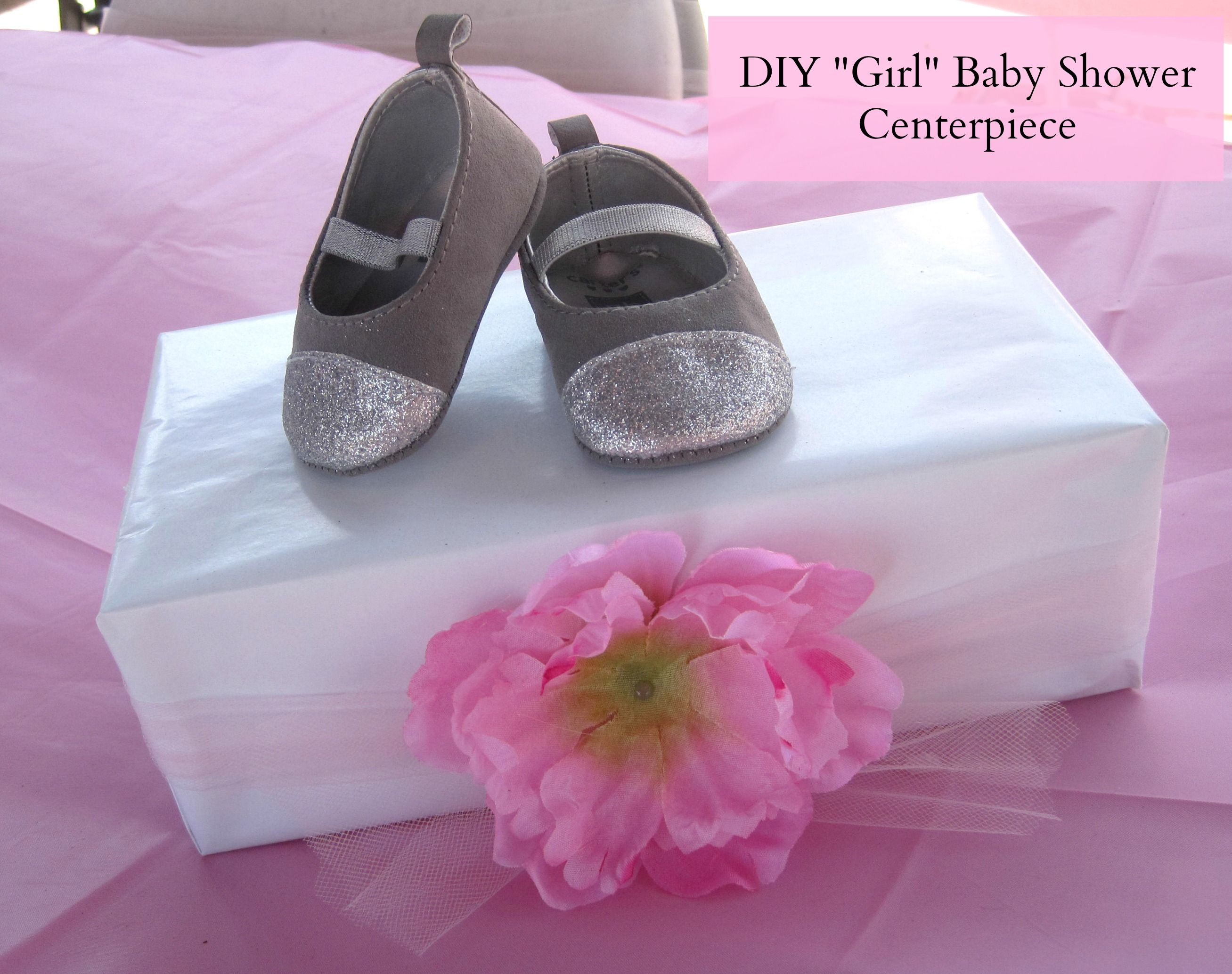 It S A Girl Girl Baby Shower Centerpieces Baby Shower Girl Diy Baby Shower Centerpieces